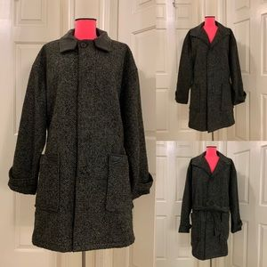 New vintage Hemingway Collection coat